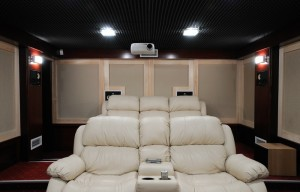 Round Rock, TX Home Theater Seats Installation